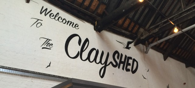Clayshed sign.jpg